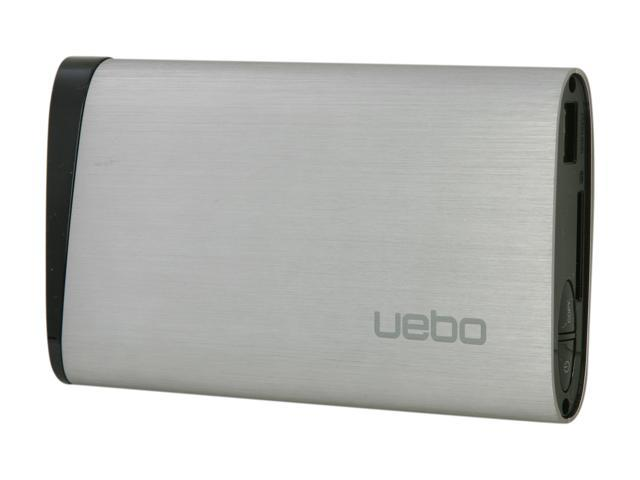 UEBO M100-US Portable 1080p USB 3.0 Media Player, 2.5