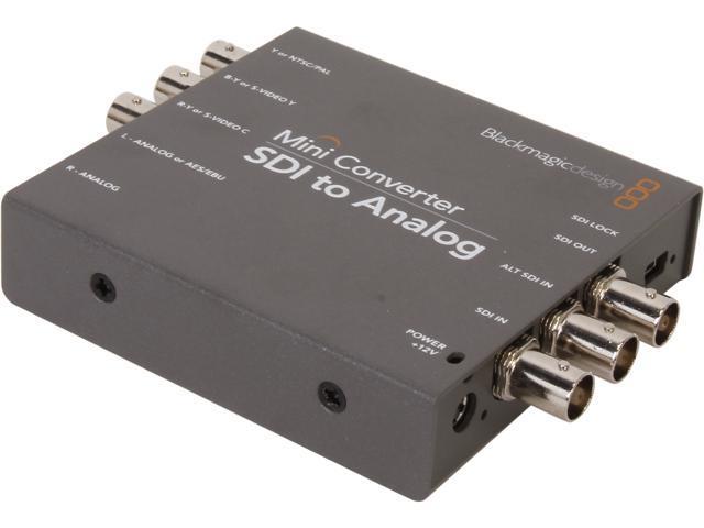Blackmagic Design Mini Converter SDI to Analog CONVMASA