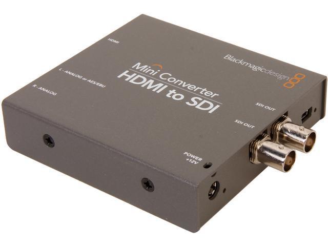 Blackmagic Design Mini Converter HDMI to SDI CONVMBHS2