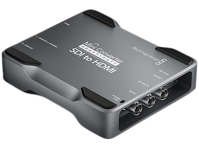 Blackmagic Design Mini Converter Heavy Duty - SDI to HDMI CONVMH/DUTYBSH