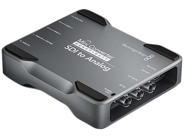 Blackmagic Design Mini Converter Heavy Duty - SDI to Analog CONVMH/DUTYASA