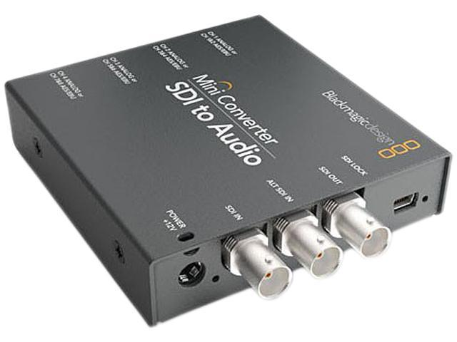 Blackmagic Design SDI to Audio Mini Converter CONVMCSAUD