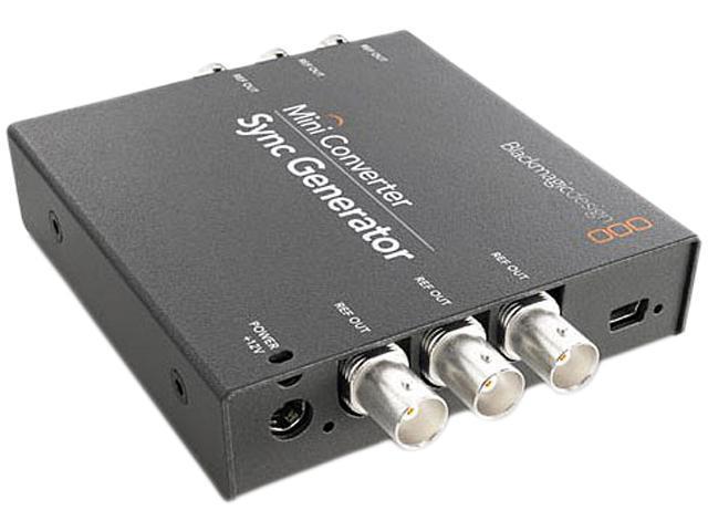 Blackmagic Design Sync Generator CONVMSYNC