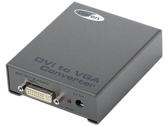 Gefen DVI to VGA Converter EXT-DVI-2-VGAN