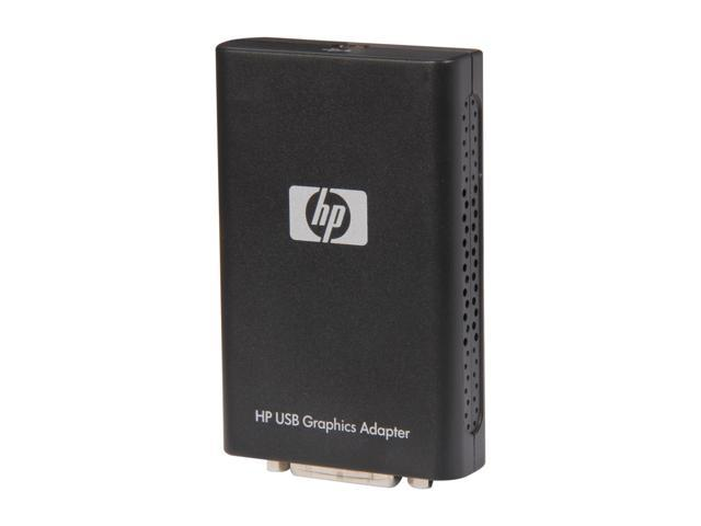 HP NL571AT USB to DVI External Video Card Multiview Video Adapter