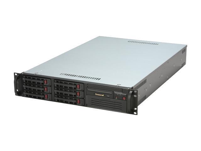 SUPERMICRO SuperServer SYS-5026T-3FB 2U Rackmount Server Barebone