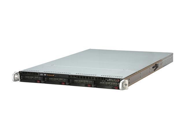 SUPERMICRO SYS-6016T-NTF 1U Rackmount Server Barebone