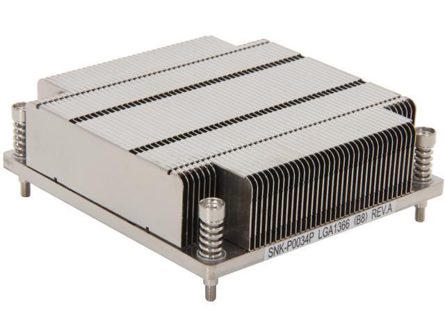 SUPERMICRO SNK-P0034P CPU Heatsink for Xeon Processor 5500 Series