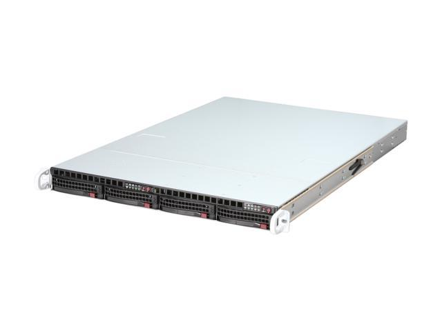 SUPERMICRO SYS-5016Ti-TF 1U Rackmount Server Barebone (Two systems) LGA 1156 Intel 3420 DDR3 1333/1066/800