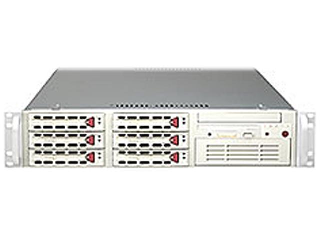 TYAN SYS-5025M-4+ 2U Rackmount Server Barebone