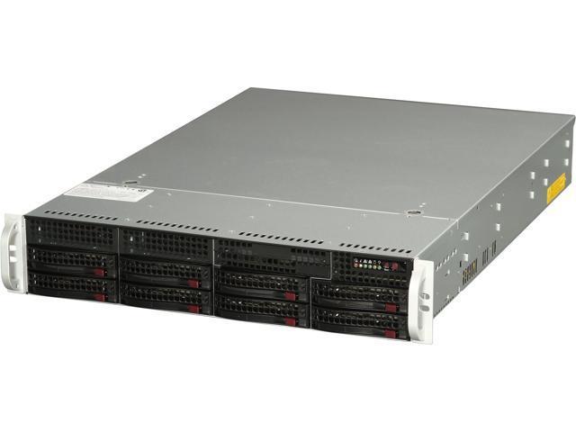 SUPERMICRO SYS-6027R-WRF 2U Rackmount Server Barebone