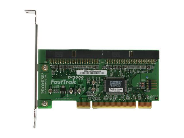 PROMISE FastTrak TX2000 PCI IDE Controller Card - OEM
