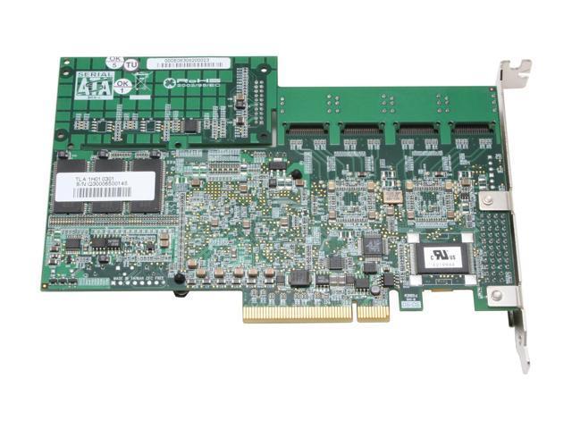 PROMISE SuperTrak EX16350 PCI-Express x8 SATA II (3.0Gb/s) Controller Card