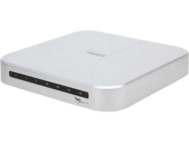 PROMISE Pegasus J4 J4HD2TBUS Thunderbolt Enabled Storage - 2TB (4 x 500GB)