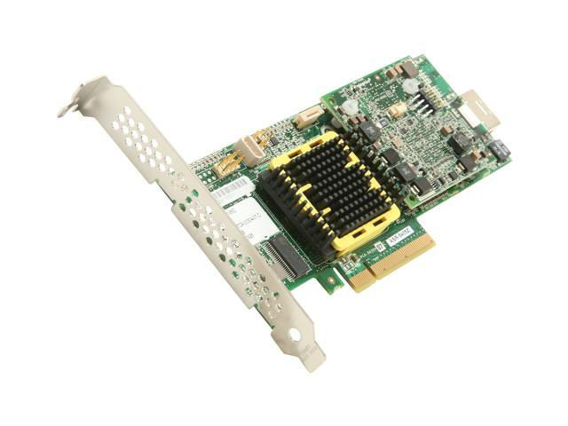 Adaptec 2266800-R PCI Express SATA / SAS RAID 5405Z Controller Card