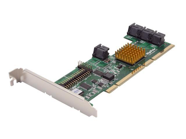 HighPoint RocketRAID 1820A 64bit, 66/100/133Mhz PCI-X SATA Controller Card