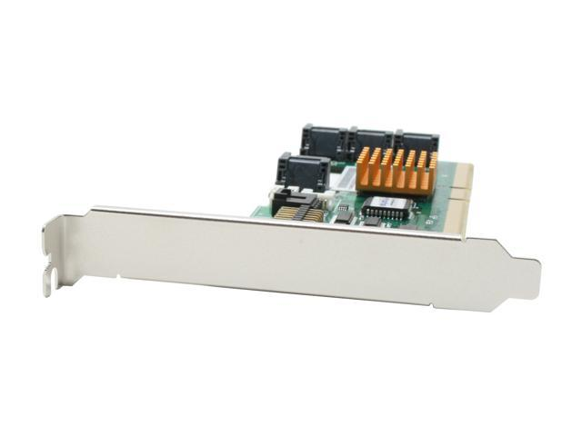 HighPoint RocketRAID 2220 PCI-X SATA II (3.0Gb/s) Controller Card