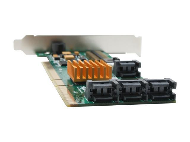 HighPoint RocketRAID 2220 PCI-X SATA II (3.0Gb/s) Controller Card
