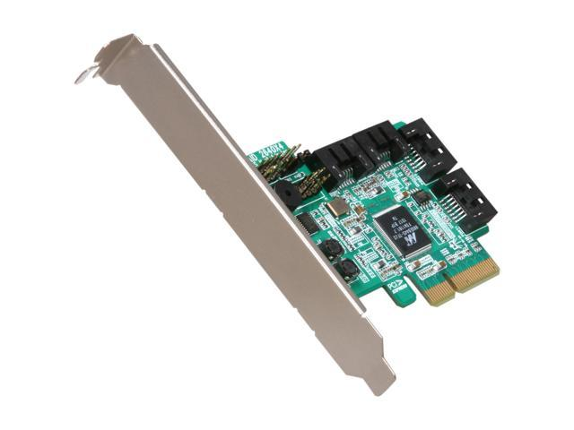 HighPoint RocketRAID 2640X4 SGL PCI-Express x4 SATA / SAS Controller Card