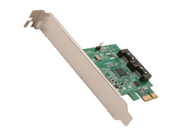 HighPoint RocketHybrid 1220 PCI-Express 2.0 x 1 SATA III (6.0Gb/s) Controller Card