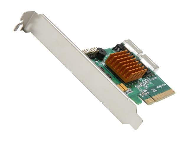 HighPoint RocketRAID 2720SGL PCI-Express 2.0 x8 Low Profile SATA / SAS Controller Card