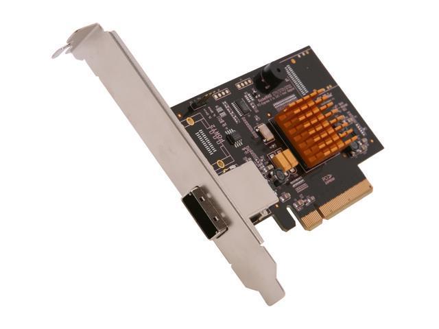 HighPoint RocketCache 3244X8 PCI-Express 2.0 x8 SATA / SAS Controller Card