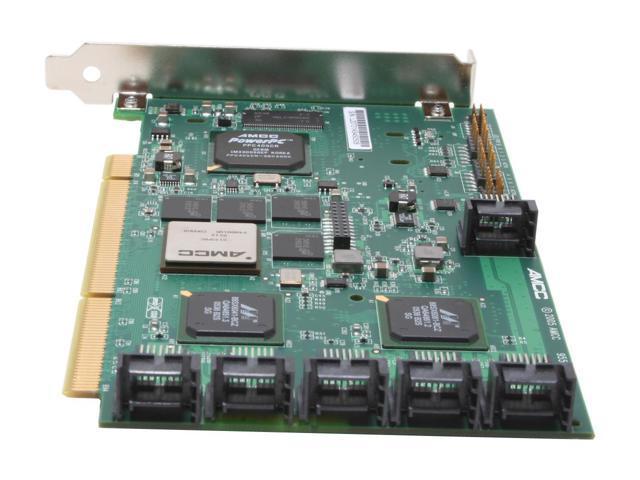 3ware 9550SX-12 64-bit/133MHz PCI-X SATA II (3.0Gb/s) Half length RAID Controller