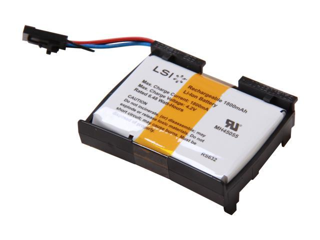 3ware BATT-SPARE-02 Spare Battery for BBU-MODULE-03, BBU-MODULE-04, and BBU-9550SX-01 Only