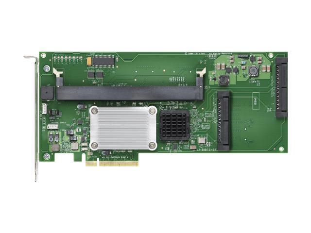 Intel SRCSAS18E PCI-Express x8 SATA / SAS Controller Card