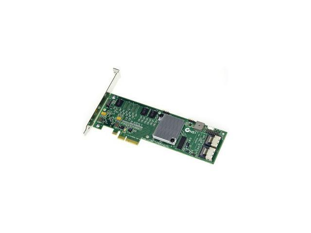 Intel RAID SATA 8 internal port w/ 128MB cache memory PCI-E x4 Controller Card (SRCSATAWB)