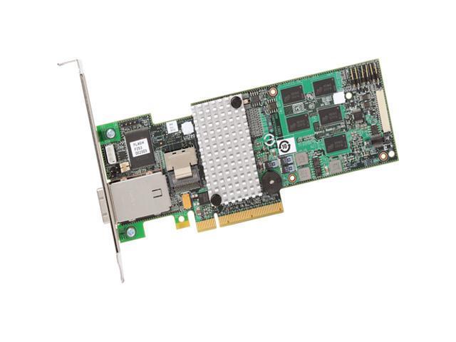 Intel RS2MB044 PCI-Express 2.0 x8 SATA / SAS Controller Card