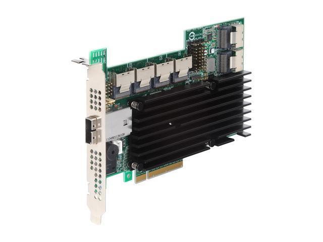 Intel RS2SG244 PCI-Express 2.0 x8 SATA / SAS RAID Controller Card