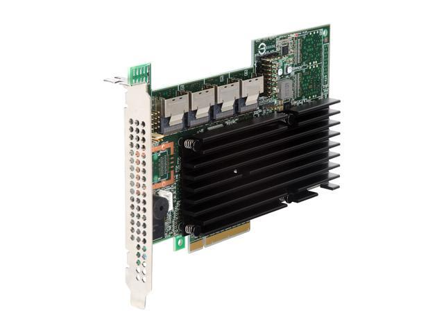 Intel RS2WG160 PCI-Express 2.0 x8 SATA / SAS RAID Controller Card