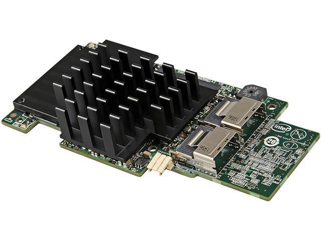 Intel RMT3CB080 PCI-Express 2.0 x8 SATA III (6.0Gb/s) Integrated RAID Module