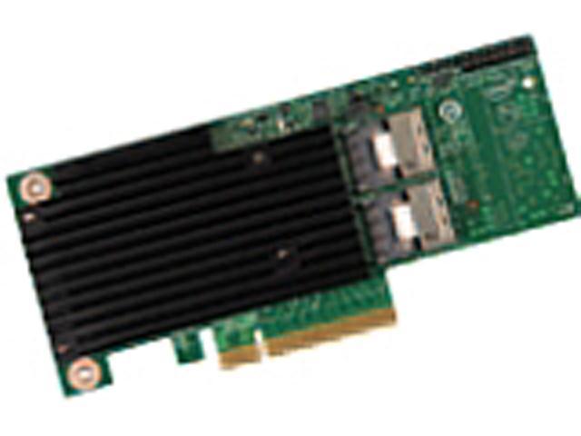 Intel RMS25KB040 PCI-Express 2.0 x8 Low Profile Ready SATA / SAS Integrated RAID Module