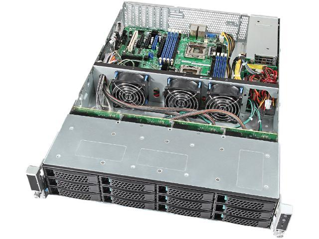 Intel R2312SC2SHGR 2U Rack Server Barebone