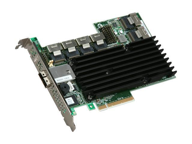 3ware LSI00251 (9750-24i4e SGL) PCI-Express 2.0 x8 SATA / SAS RAID Controller Card, Single Pack