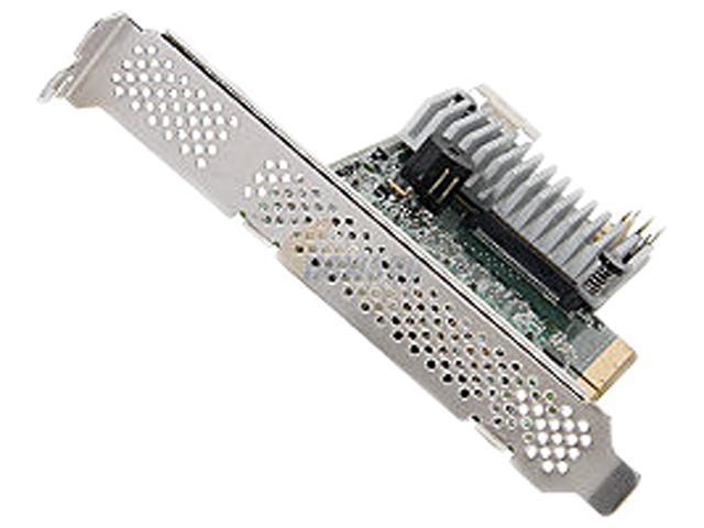 LSI MegaRAID LSI00306 (9266-4i Kit) PCI-Express 2.0 x8 Low Profile SATA / SAS RAID Controller - Kit--Avago Technologies