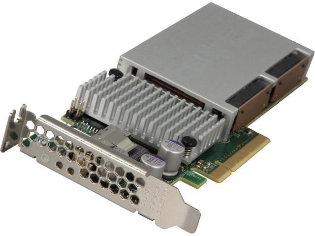 LSI Nytro MegaRAID LSI00350 (8100-4i) PCI-Express 3.0 x8 Low Profile Ready SATA / SAS Controller Card