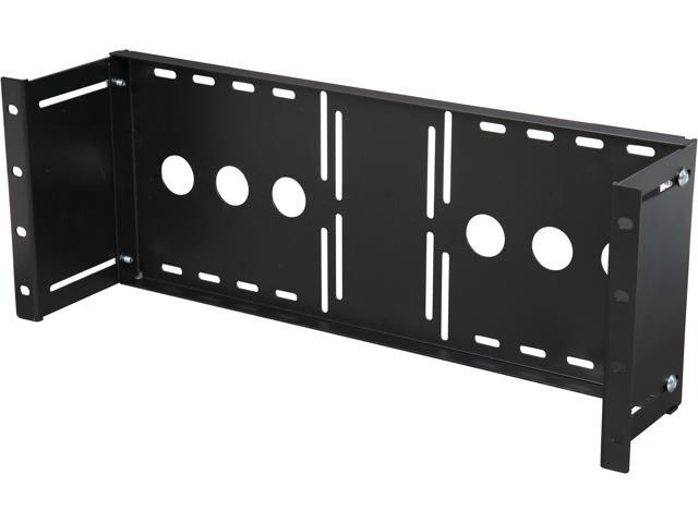 Startech Rklcdbk 4u Universal Vesa Lcd Monitor Mounting