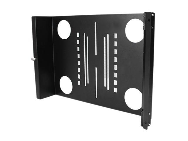 StarTech RKLCDBKT Universal Swivel VESA LCD Mounting Bracket for 19in Rack or Cabinet