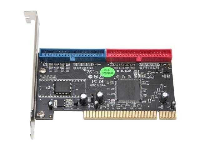 Rosewill RC-208 PCI IDE (ATA) Silicon Image Host Controller un-RAID Card - Also Supports Window Vista Ready