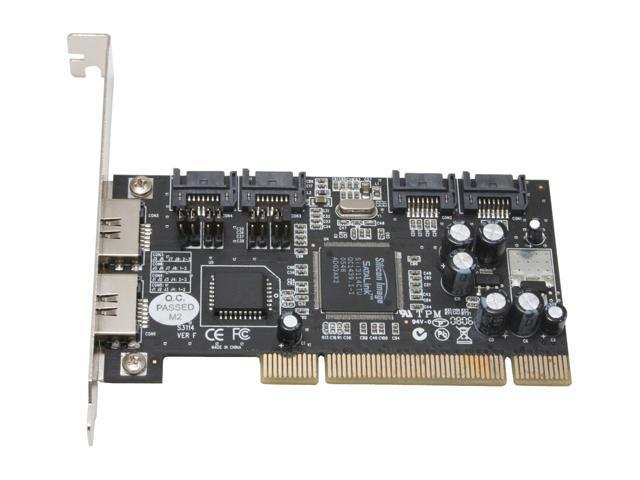 Rosewill RC-209 PCI SATA Controller Card