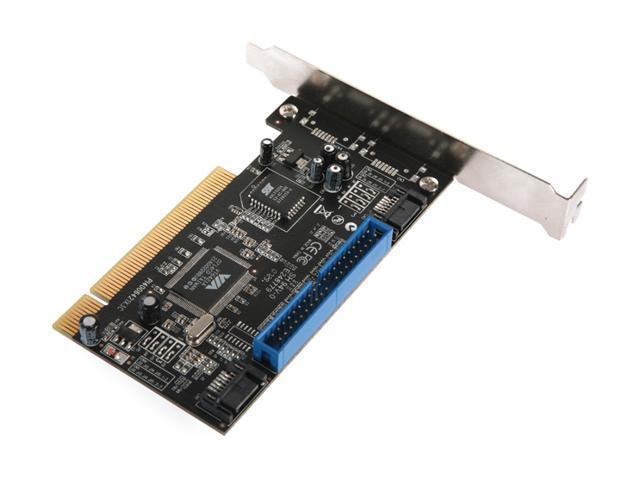 Rosewill RC-215 VIA PCI SATA 1.5G x2 / ATA 133 (IDE) x1 Controller Card