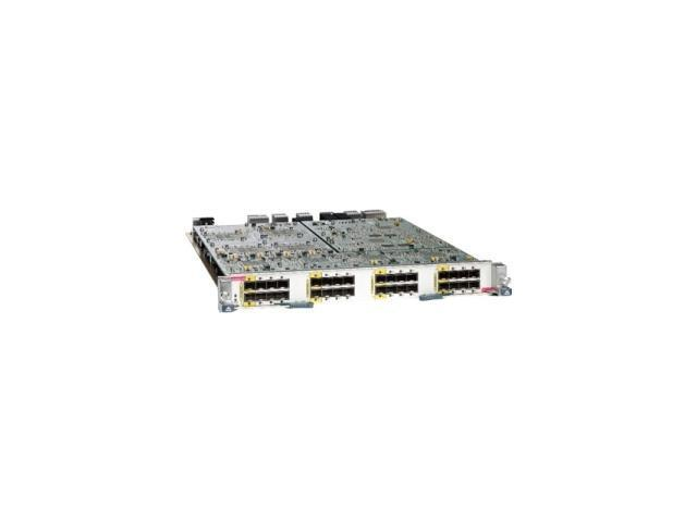 Cisco N7K-M132XP-12L Nexus 7000 M1-Series 32 Port 10GbE with XL Option, 80G Fabric (requires SFP+)