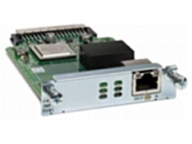Cisco VWIC3-1MFT-G703 Multiflex Trunk Voice/WAN Interface Card