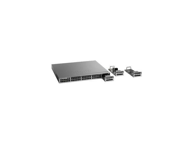 Cisco C3850-NM-4-1G= 4 x Gigabit Ethernet network module