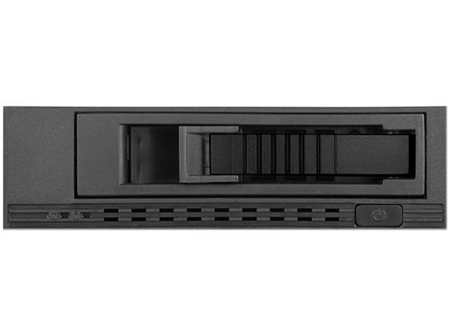 "iStarUSA T-7M1-SA-BLACK 1x5.25"" Bay Audio Series SATA Mobile Rack"