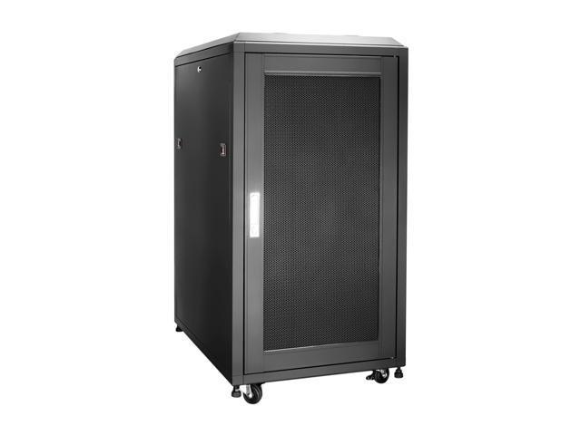 istarusa wn2210 22u black server racks/cabinets - newegg