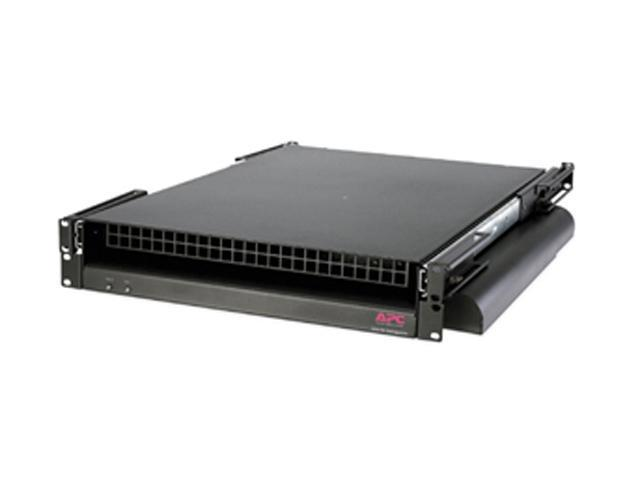 APC ACF202BLK 2U Rack Side Air Distribution System